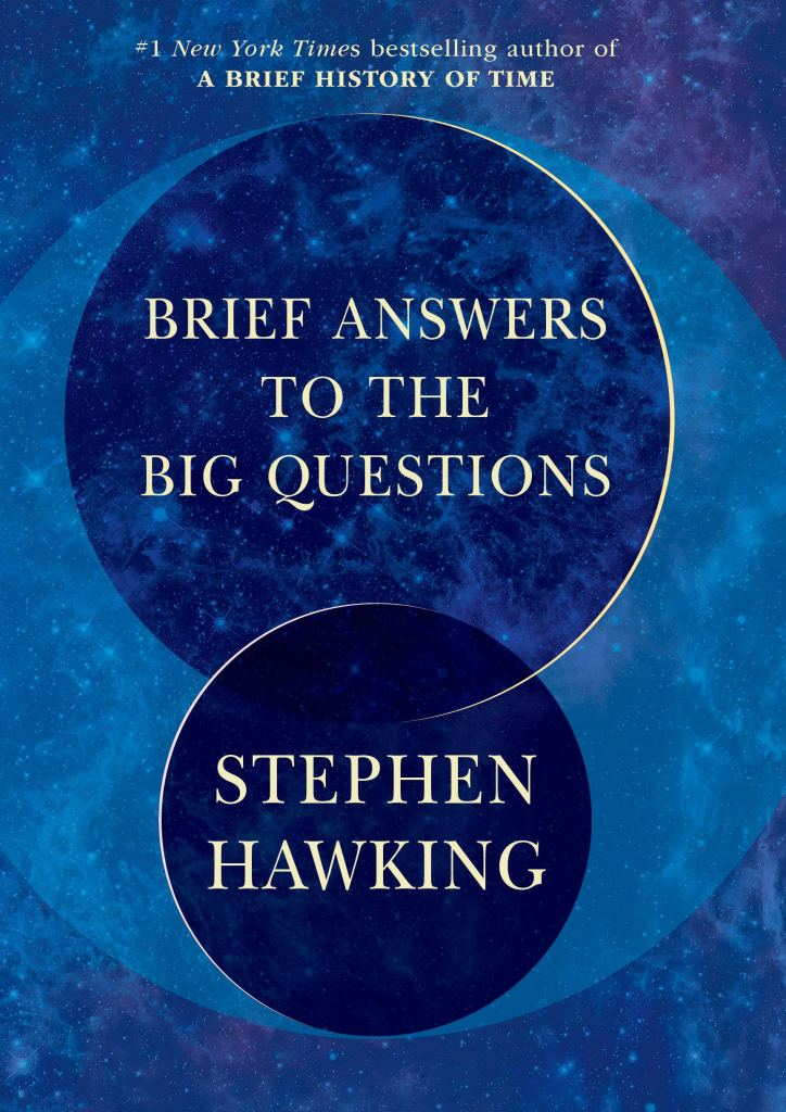 book cover of Stephen Hawking's Brief Answers to the Big Questions