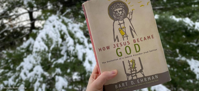 Book Review: How Jesus Became God by Bart Ehrman