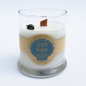 Scented Candle - Orchid and Sea Salt