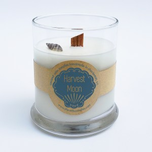 Chrysanthemum, Cinnamon, Apple, and Pecan candle