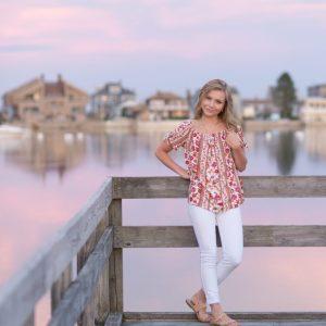 Wells-Maine-Senior-Photographer
