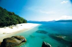 The beautiful Fitzroy Island