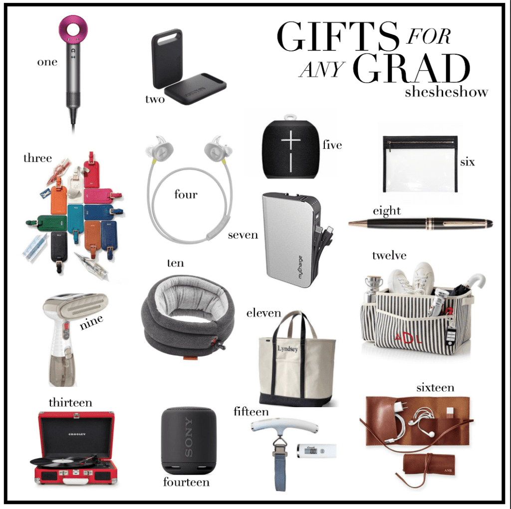 our top graduation gifts