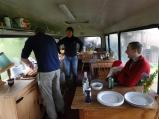 The dinner bus, Llanidloes