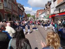 May Day in Ross on Wye