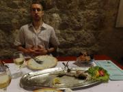 Dinner in Dubrovnik