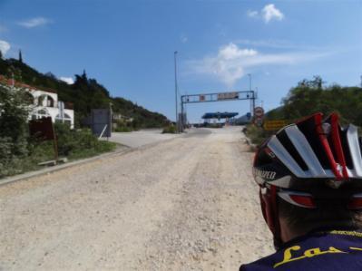 Montenegro Border