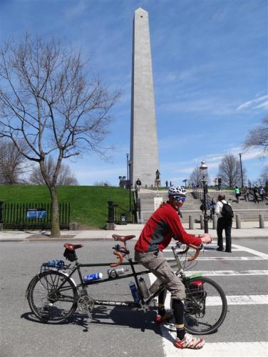 Monument, Boston
