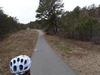 Bike path, Marthas Vineyard