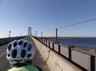 Bridge from Bristol, RI to Newport, RI