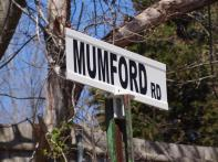 (Marcus) Mumford rd