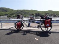 Waiting for the ferry, Mallaig