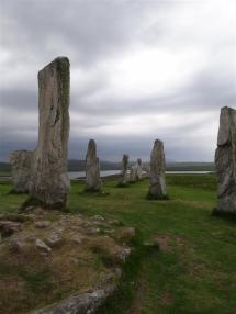 Calanish Standing Stones, Lewis