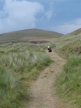 Sand dunes, Far Bay, Betty Hill
