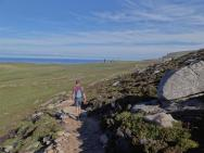 Walking to the Old Man of Hoy