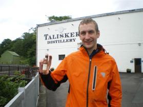 Talisker Distilery, Skye