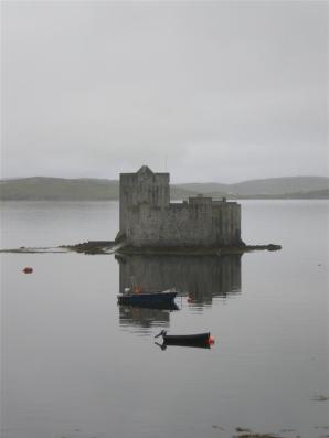 Castle Bay, Barra