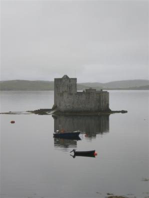 Castle Bay, Barra