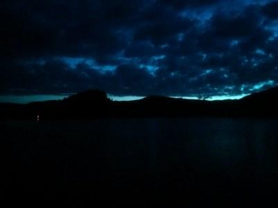 Dawn over Lake Vyrnwy