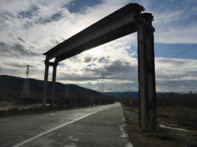 Scenic Moldova Veche