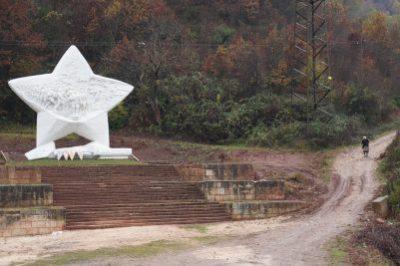 War Memorial, Pishkash