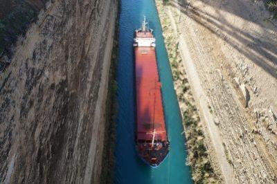 Corinthean Canal