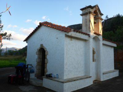 Cosy church accomodation