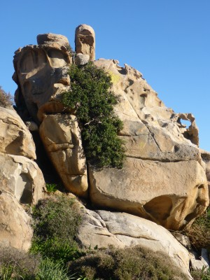 Amazing rocks at Kolimpithres