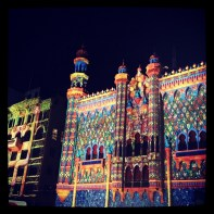 Kaleidoscopic Palais
