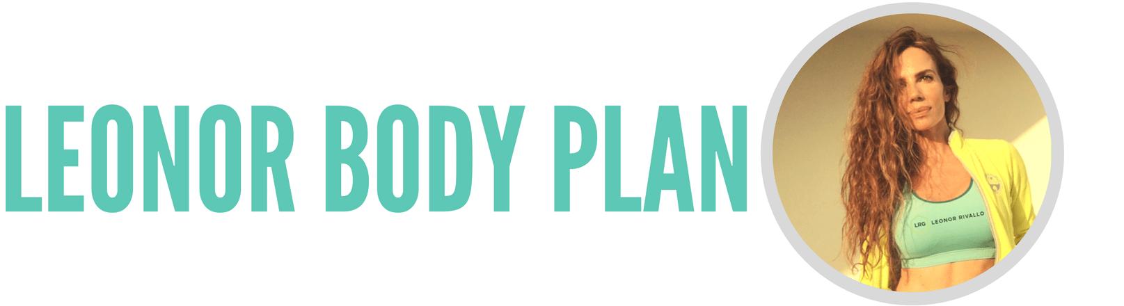 Leonor Bodyplan