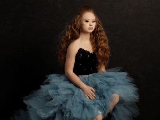 Brisbane model Madeline Stuart returns to where her international career began