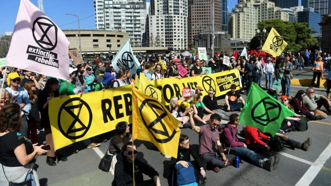 After going relatively quiet for the past two months, climate change activist group Extinction Rebellion is back and planning major Brisbane CBD disruptions this week.