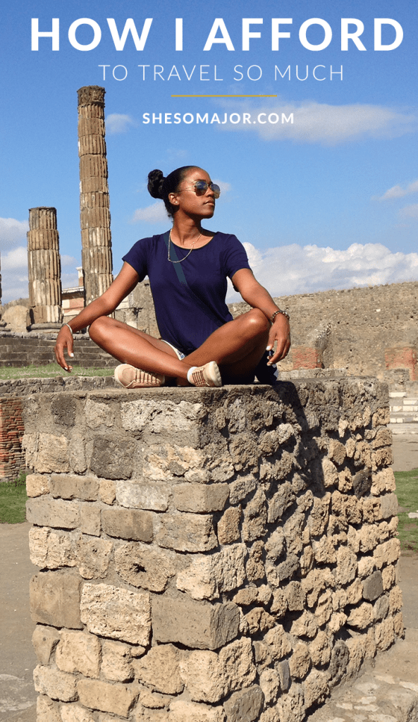 How I Afford To Travel So Much - Travel doesn't have to be expensive! Here are a few tips that you can utilize to help you travel!