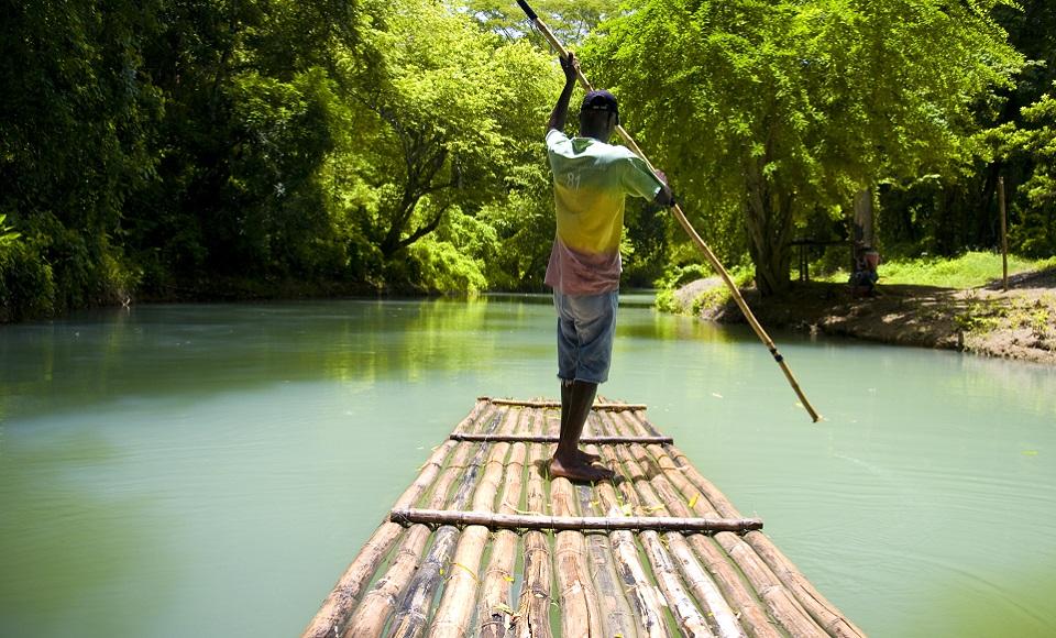 Martha Brae River Jamaica
