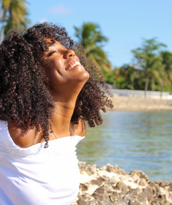 Travelling With Natural Hair | Natural Hair | Curly Hair | Traveling Hair Styles