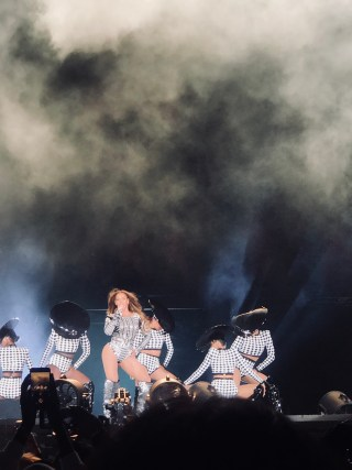On The Run Tour    Review