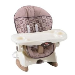 Bath Chair For Baby Acrylic Side Fisher Price Space Saver Highchair | Shespeaks