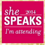 She Speaks Attendee