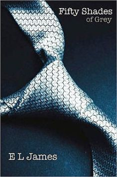 'Fifty Shades of Grey' book cover