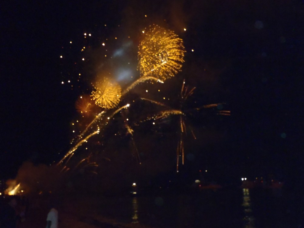 New Year's Eve in Cabo San Lucas (2/5)
