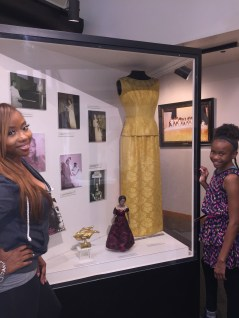 Reviewing Coretta Scott King Beautiful Dress