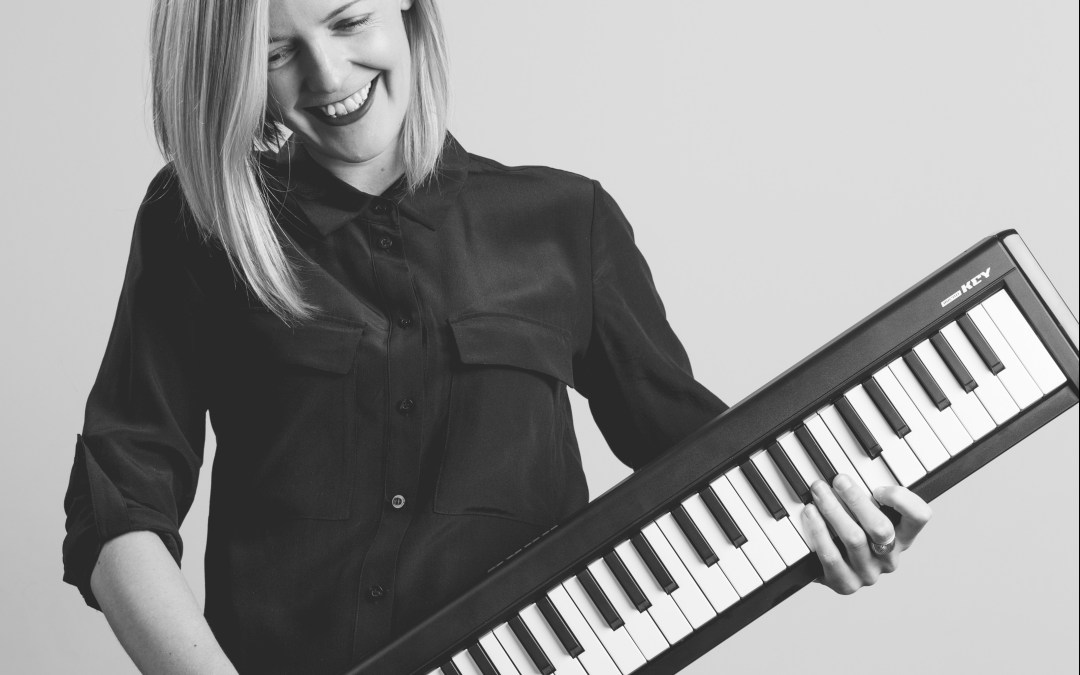 Amy Bastow – Founder of The Virtual Piano Academy, composer and musician