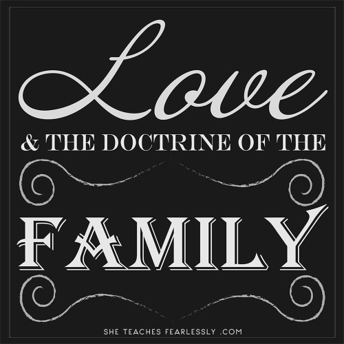 Doctrine of the Family