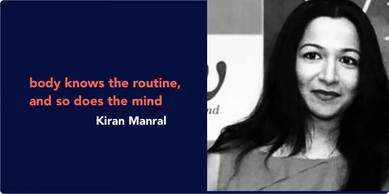 Kiran Manral on SheThePeople