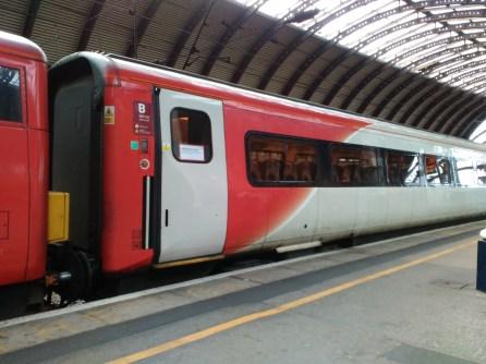 Virgin Train East Coast