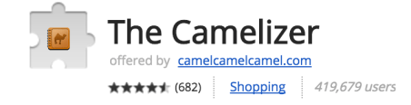 camelizer-free-chrome-extension