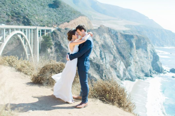 Best places to elope big sur photo ops she tried what for Best destinations to elope