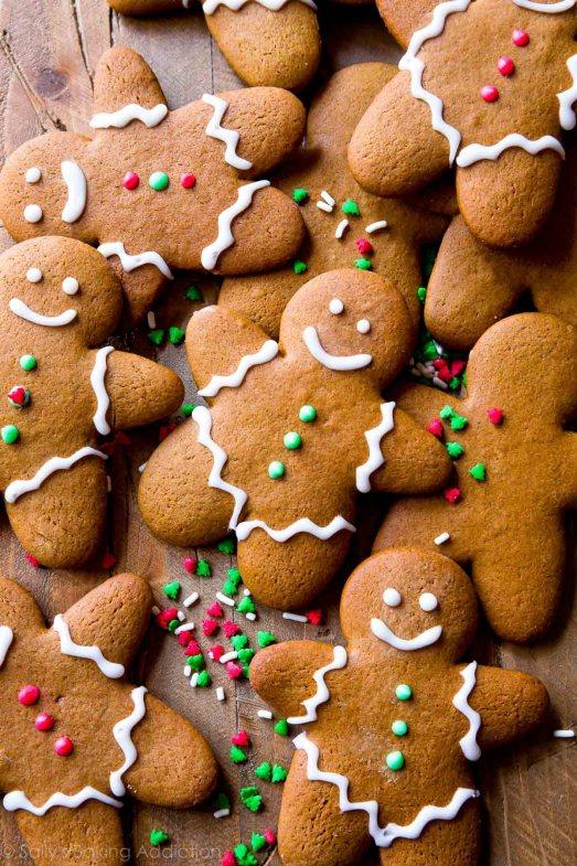 Easy Cookie Exchange Recipes: Gingerbread Men