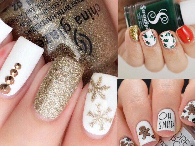 Winter Nail Designs to Inspire You