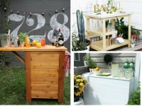 11 DIY Outdoor Bar Ideas to Instantly Upgrade Your